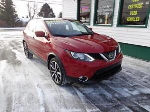 2018 Nissan Qashqai SL AWD for only $219 bi-weekly all in!