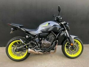 2017 Yamaha MT-07 LA (ABS) Epping Whittlesea Area Preview