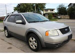 2007 Ford Freestyle SEL AUTOMATIC 7-PASSENGER FINANCE WARRANTY