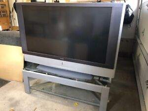 60 inch Sony Grand Wega LCD Projection TV