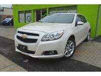 2013 CHEVROLET MALIBU ECO 2SA, SUNROOF, JUST BETTER LEATHER, DVD Windsor Region Ontario Preview