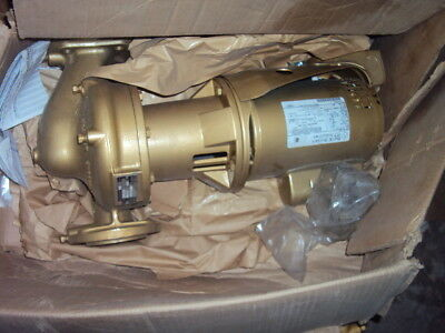 Bell Gossett B611s Pump Circualting Hot Water 34 Hp 1 Ph 115-208230 V