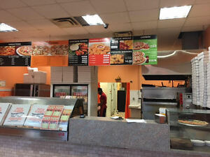 BE YOUR OWN BOSS! PIZZA IN BRAMPTON! NO FRANCHISE FEE!!