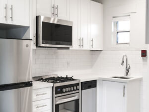 Cozy Renovated Two Bedroom Apartment at Bloor & Ossington