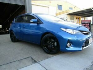 2013 Toyota Corolla ZRE182R Levin ZR Blue 6 Speed Manual Hatchback Moorooka Brisbane South West Preview