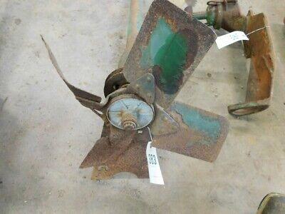 John Deere 420 Tractor Fan Shaft W Fan Part 8290r Tag 383