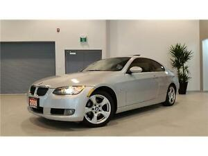 2008 BMW 3 Series 328xi COUPE-X DRIVE-LEATHER-SUNROOF