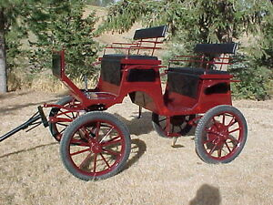 Carriages , wagon, sleighs , carts all new made to order! Kitchener / Waterloo Kitchener Area image 1