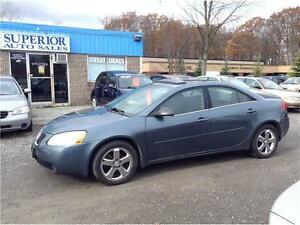 2005 Pontiac G6 GT Fully Certified and Etested!