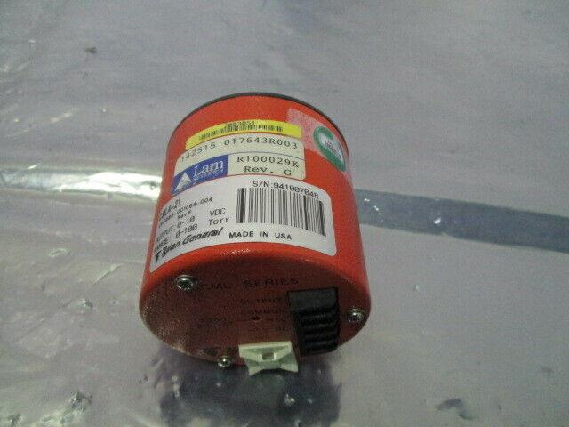 Tylan General CMLA-21, Pressure Transducer, 100 Torr, 422119