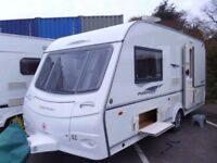 2008 Coachman Pastiche 460/2 GREAT CONDITION. 2 Berth Touring Caravan.
