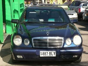 1996 Mercedes-Benz E230 Classic Blue Automatic Sedan Nailsworth Prospect Area Preview