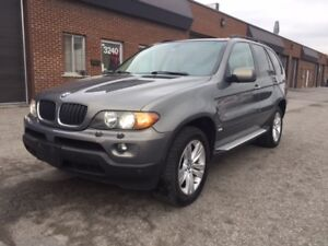 2006 BMW X5 3.0l.  AWD. Automatique.Cuir. Sport