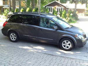 2004 Nissan Quest Minivan with Great Engine and Clean Interior