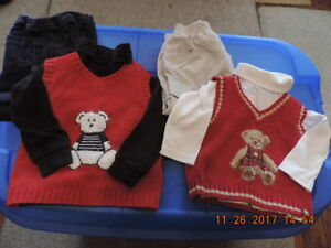 Boy's Size 6-12months Outfits