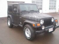 REDUCED 2005 Jeep TJ SPORT SUV, Crossover