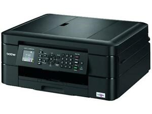 Brother MFC-J480DW Wireless Colour Inkjet Multifunction Printer