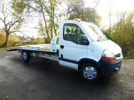 RENAULT MASTER LL35 150DCI RECOVERY TRUCK