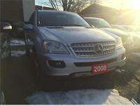 2008 Mercedes ML 350-4MATIC-CERTIFIED & E TESTED-WE FINANCE