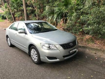 2008 Toyota Aurion Sedan Bayview Pittwater Area Preview