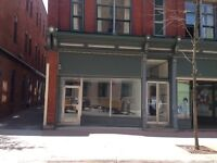 105 Charlotte Street - PRIME COMMERCIAL SPACE!!