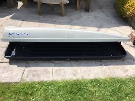large roof box karrite extreme
