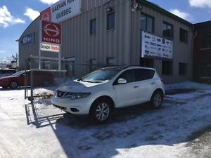 Nissan Murano AWD 4dr 2011