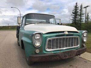 1960 International B110 Truck