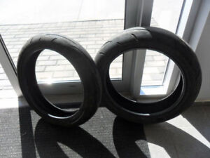 Motorcycle tires Radial tires Dunlop