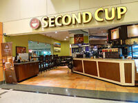 $399K: Second Cup: High profit downtown coffee business
