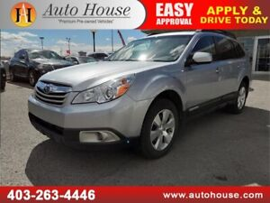 2012 SUBARU OUTBACK 3.6R LIMITED HEATED SEATS PADDLE SHIFTERS