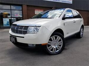 2008 Lincoln MKX PANORAMIC ROOFS / NAVIGATION /ALL WHEEL DRIVE!!