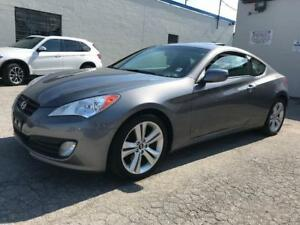 2010 Hyundai Genesis Coupe 2.0T Premium LEATHER/SUNROOF