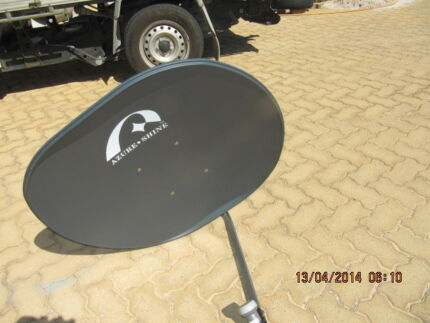 TV Satellite disc with sensor and cable Quinns Rocks Wanneroo Area Preview