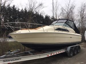 26 Sea Ray Sundancer - New Engine!