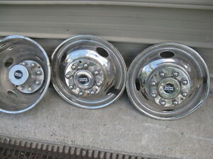 Set of Stainless Wheel Liners ,Complete Kawartha Lakes Peterborough Area image 6