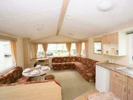 12ft 2 bedroom Caravan on stunning pitch Call Jack 07525-746-843