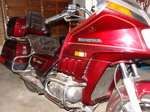 Low KM  1985Goldwing