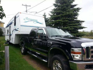Sold  - 2008 Ford F-250 Lariat Superduty Crew Cab