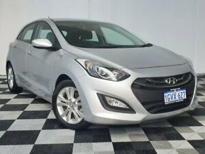 2014 Hyundai i30 GD2 MY14 SE Silver 6 Speed Sports Automatic Hatchback Victoria Park Victoria Park Area Preview