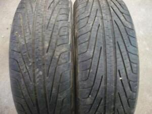 two 215-70-17 tires $90.00