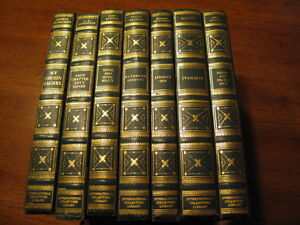 Vintage book collection Bronte, Austin, Lawrence...