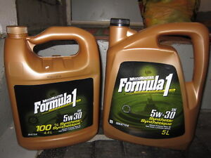 5W30 100% Synthetic Oil London Ontario image 1