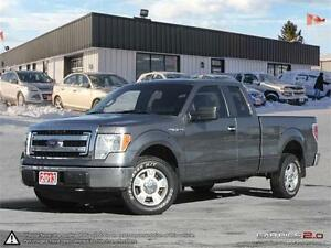 2013 Ford F-150 XLT Truck shows 9 out of 10!
