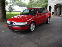 SAAB 900 SE( RAIR MINT CONDITION )