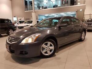 2012 Nissan Altima 2.5 S (CVT) **NEW BRAKES-TIRES**