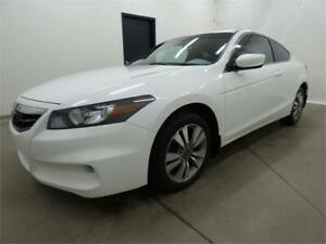 2011 HONDA ACCORD COUPE EX (MANUELLE, 137,000 KM, TOIT, FULL!!!)