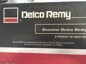 New Delco Remy Starter