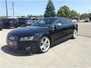 2009 Audi S5 QUATTRO|NAV|CAM|SUNROOF|LEATHER|NO ACCIDENT