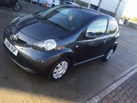 Toyota Aygo 1.0 ltr, Auto 2008, Annual 20 pounds tax, well maintained car powerful engine, long mot